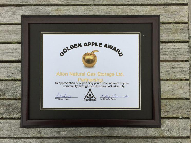 Award horizontal